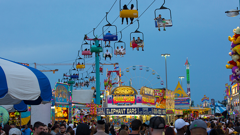 Maryland State Fair Concert 2020.State Fair Meadowlands