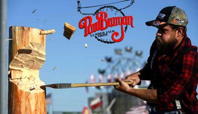 Paul Bunyan Lumberjack Show